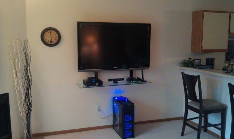 Image Result For Under Tv Component Shelves
