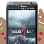 HTC Thunderbolt Gingerbread